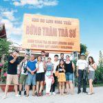 Khách hàng du lịch miền tây nam bộ - Đăng Cường