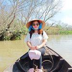 Khách hàng lẻ du lịch miền tây nam bộ - Thu Trang