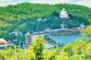 Thất Sơn An Giang điểm du lịch miền tây nam bộ